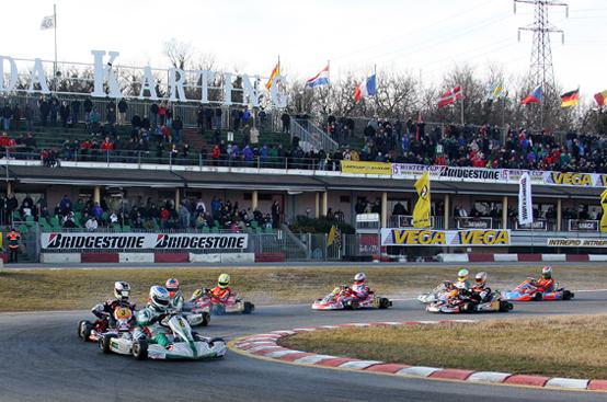 Kart, Winter Cup 2011: a Lonato inizia la nuova stagione di gare
