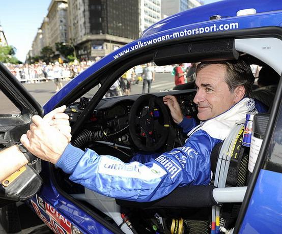 Dakar 2011: Sainz subito davanti. Faria vince, ma viene penalizzato