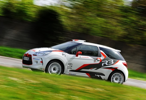Citroën DS3 R3 Trophy al via in giugno con il Rally della Lanterna