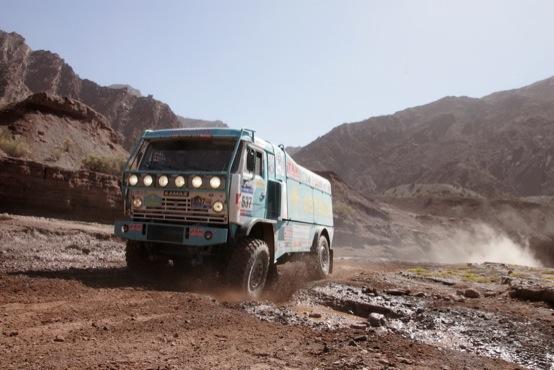 Dakar 2011: Coma domina nelle moto. Chagin vicino al trionfo con i camion