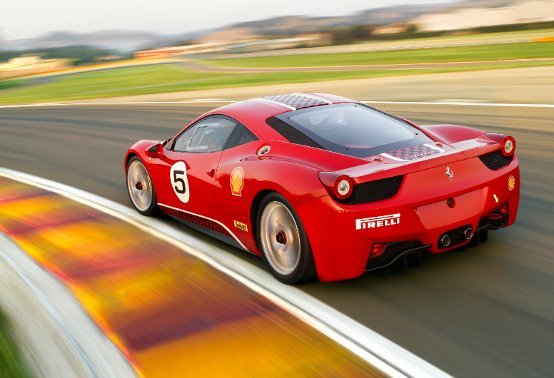 Come cambia il Ferrari Challenge nel 2011