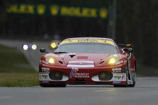 24 Ore di Dubai: vince la Bmw Z4. Secondo posto per la Ferrari F430 GT2