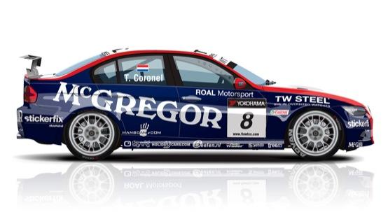 Mondiale Touring 2011: confermato il ritorno della Roal con Tom Coronel alla guida