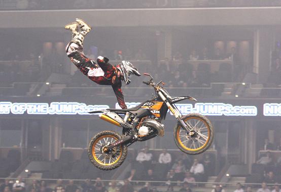Mondiale Motocross Freestyle: a Torino il 19 febbraio l'unica tappa italiana
