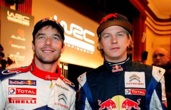 Niente Le Mans per Loeb e Räikkönen