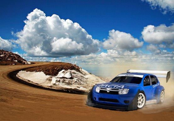 Dacia Duster all' assalto della Pikes Peak International Hill Climb