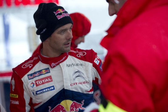 WRC 2011: la squadra Citroën commenta il recente Rally di Svezia