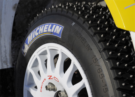 WRC 2011: Michelin, di nuovo nei rally