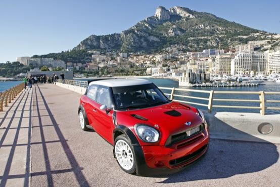 WRC 2011: ecco come Mini si sta preparando al grande ritorno