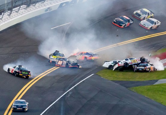 Nascar Round 1 Daytona 500 Speedweeks 2011 – Galleria 1