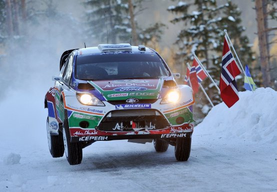 WRC Rally di Svezia: Le foto