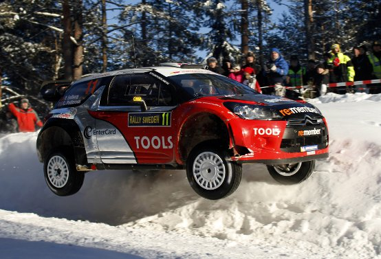 WRC Rally di Svezia 2011 – Galleria fotografica 3