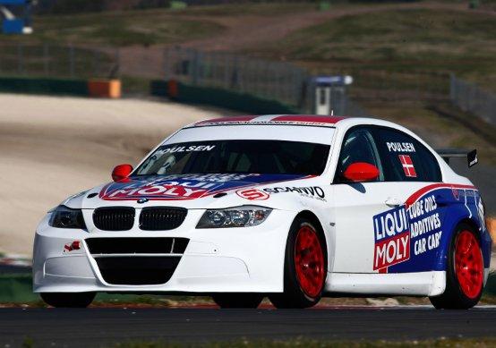 FIA WTCC: Testing BMW a Vallelunga