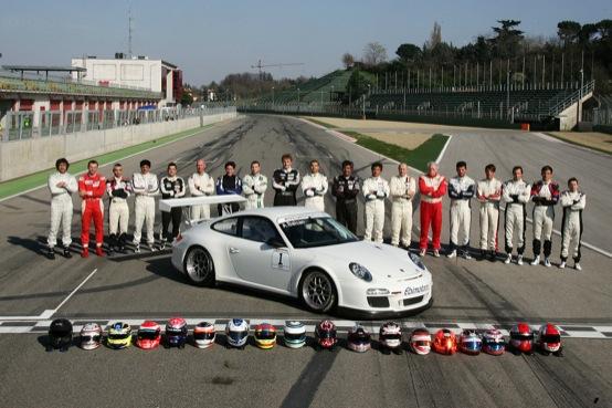 Porsche Carrera Cup Italia 2011, fervono i preparativi per l'esordio di Imola