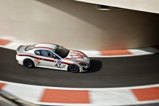 Maserati GranTurismo MC Trofeo protagonista negli Emirati Arabi Uniti