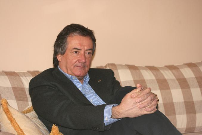 """Gian Carlo Minardi """"Il problema degli italiani sono le risorse"""""""