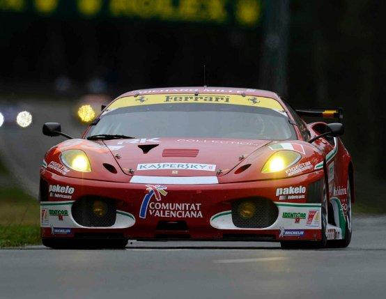 Doppietta Ferrari nella prima prova dell'Endurance Champions Cup 2011