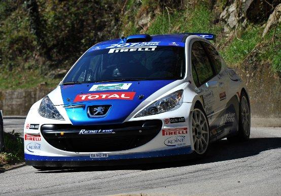 Campionato Italiano Rally – Rally Il Ciocco 2011