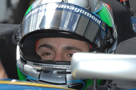 Un ottimo Lorenzo Camplese completa i test di Imola