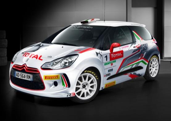 Campionato Italiano Rally, nel 2011 correrà anche Citroën con Campedelli e Crugnola
