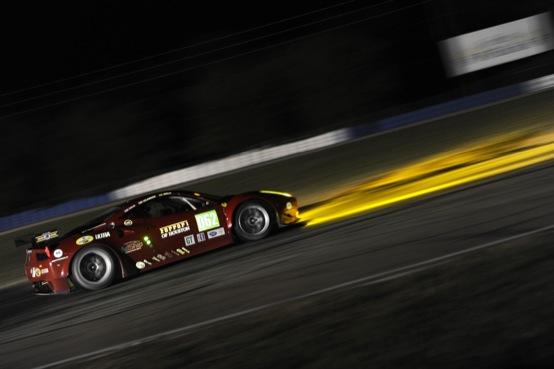 12 Ore di Sebring: in pista anche la nuova Ferrari 458 Italia GT2