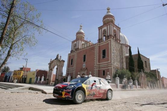 WRC 2011: Loeb ed Elena signori del Rally del Messico