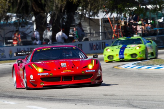 American Le Mans Series: nel weekend motori ruggenti sul circuito di Long Beach