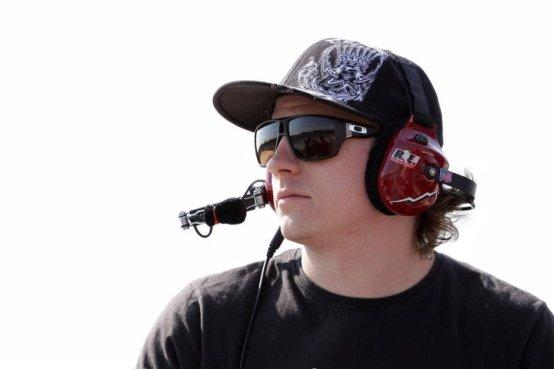 Altro test Nascar per Räikkönen