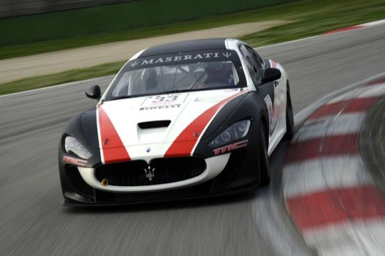 Trofeo Maserati Granturismo MC, ultimi test prima del debutto di Imola