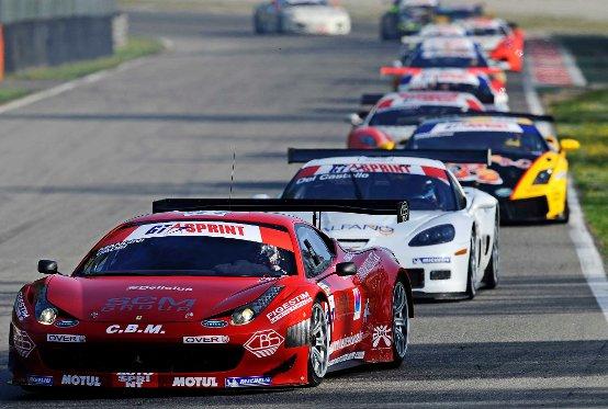 Ferrari: Si è alzato il sipario sulla 458 Italia GT3