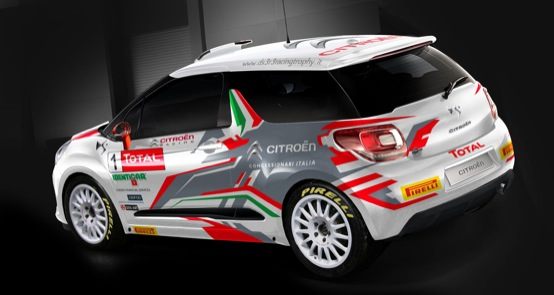 Rally 1000 Miglia: Citroën all'assalto del rally italiano