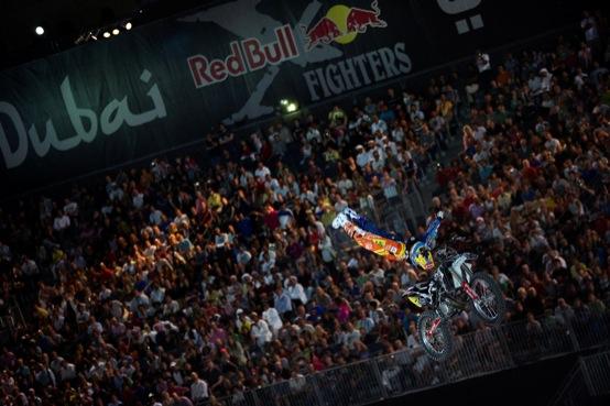 Red Bull X-Fighters: Dany Torres conquista la prima tappa della nuova stagione