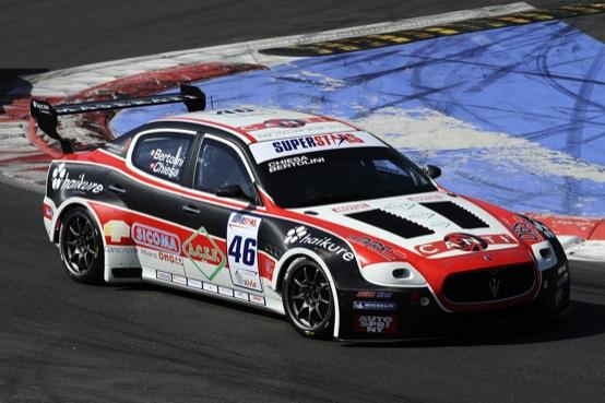 Superstars Series 2011, a Monza vince Max Pigoli su Mercedes. Esordio con podio per Maserati