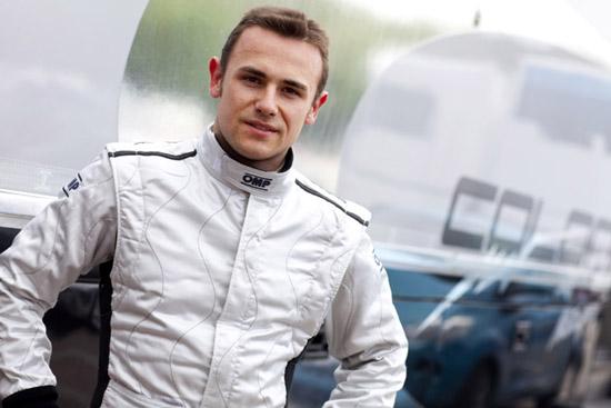 GP2 – Rigon e Scuderia Coloni insieme nella GP2 Series