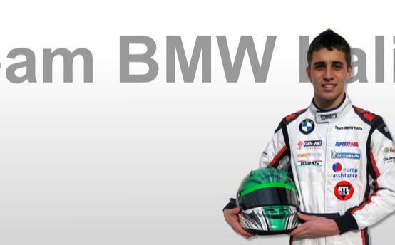 Alberto Cerqui, l'avventura con BMW continua. «Non c'è pressione su me»