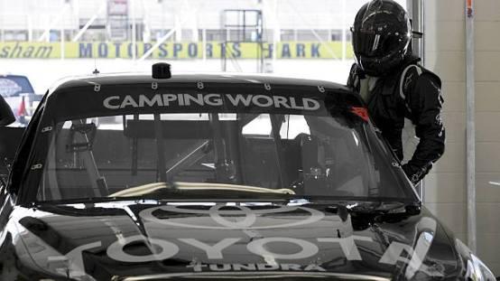 Primo test in Nascar per Räikkönen