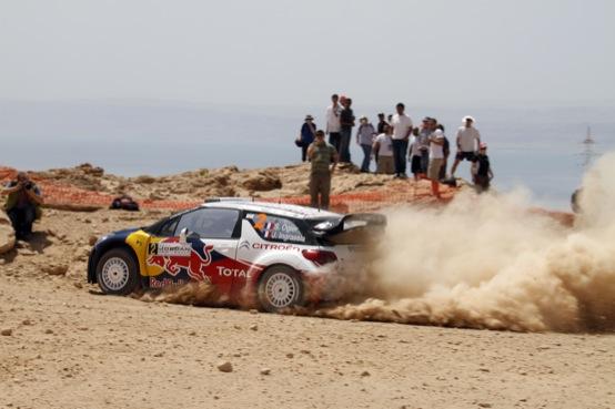 WRC 2011: in Giordania arriva la doppietta per Ogier e Ingrassia