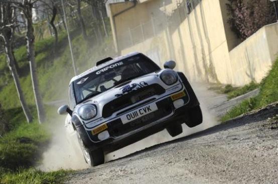 Rally Adriatico, vittoria Mini con Andrea Navarra e Simona Fedeli