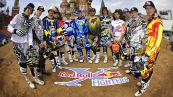 Red Bull X-Fighters, ufficializzato l'elenco dei partecipanti all'evento di Dubai del 15 aprile