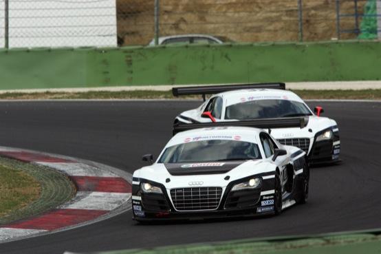 Campionato GT3: doppietta Audi nel Gran Premio di Vallelunga