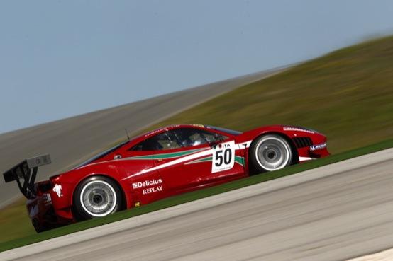 Europeo GT3: vince Audi, Ferrari seconda con Castellacci e Leo