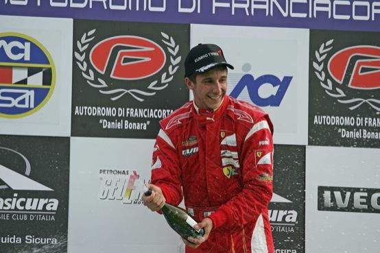 Ferrari Driver Academy: Marciello e Maisano volano in Formula 3