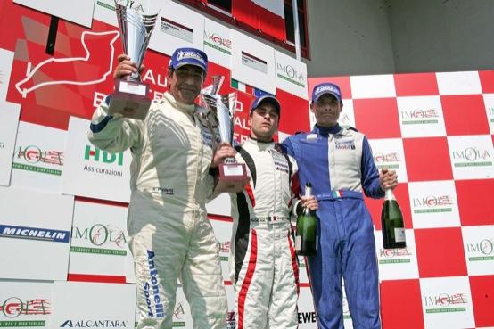 Carrera Cup Italia 2011: Postiglione si porta a casa il premio della seconda corsa