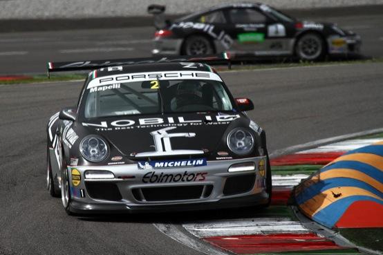Carrera Cup Italia 2011: Balzan e Mapelli in Franciacorta