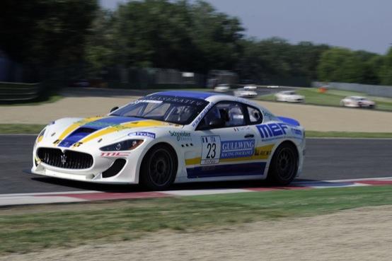 Trofeo Maserati GT MC: Baldi è il dominatore del primo weekend di gare