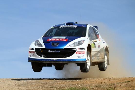 Rally Targa Florio, Andreucci pronto per l'assalto siciliano