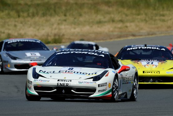 A Laguna Seca week end oltreoceano con i Ferrari Racing Days