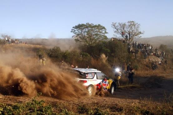 WRC 2011, in Argentina è sempre più Loeb