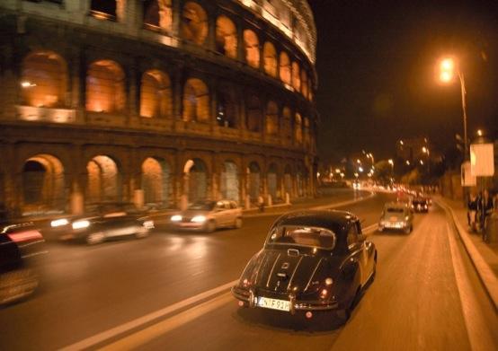 Mille Miglia 2011, scende in strada la squadra Volkswagen