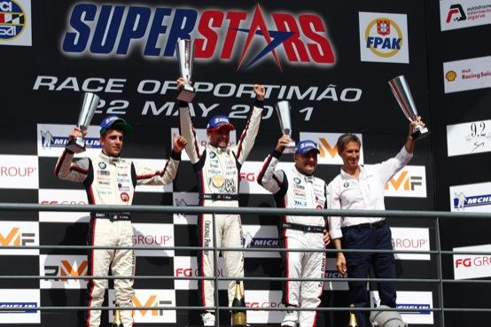 Superstars Series, un weekend marchiato BMW